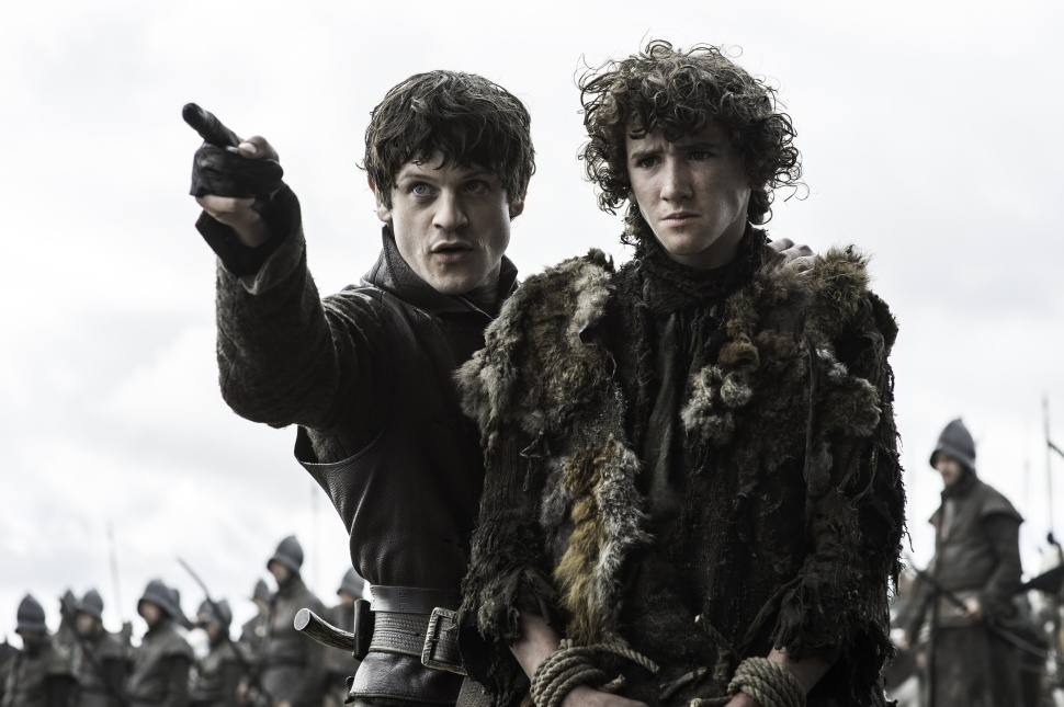 Ramsay Bolton's vicious game with the Starks.