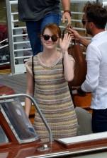 73rd Venice Film Festival, Arrivals, Italy - 30 Aug 2016 - 30 Aug 2016