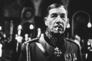 "Ian McKellen as the title character in Shakespeare's ""Richard III."""