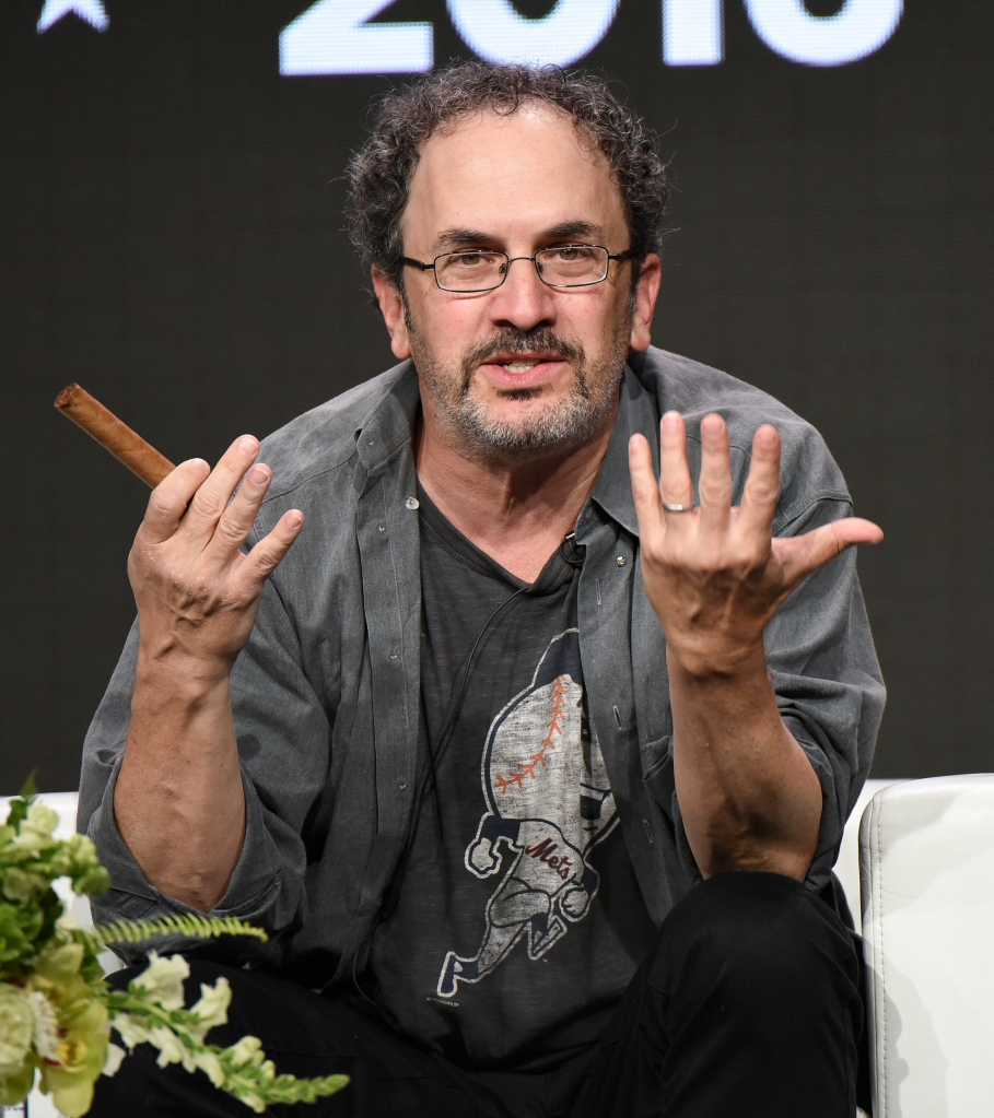 Robert Smigel Triumph the Insult Comic Dog TCA