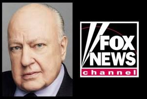 Roger Ailes Fox News Logo