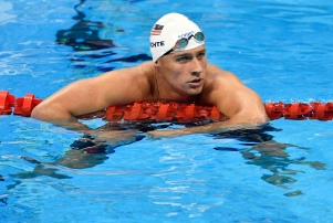 Rio Olympics Lochte Robbery Swimming