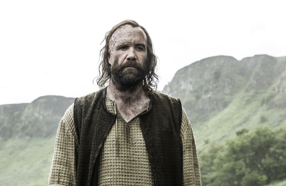 A fan favorite who was presumed dead, The Hound returns this season.