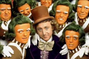 No Merchandising. Editorial Use Only. No Book Cover Usage Mandatory Credit: Photo by Moviestore/REX/Shutterstock (2251751a) Willy Wonka and the Chocolate Factory (1971) Gene Wilder Willy Wonka and the Chocolate Factory - 1971