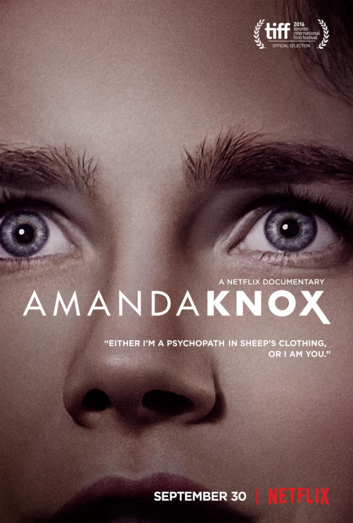 Amanda Knox Key Art