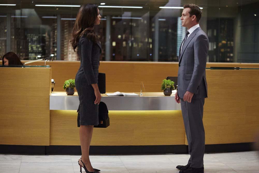 Suits Season 6 Gina Torres Gabriel Macht