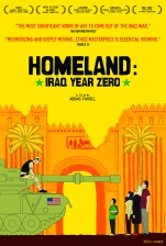 Homeland iraq year zero_poster