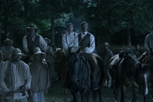 """Nate Parker as """"Nat Turner"""" in THE BIRTH OF A NATION. Photo by Jahi Chikwendiu. © 2016 Twentieth Century Fox Film Corporation All Rights Reserved"""