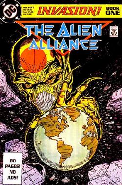 DC Comics - Invasion! Issue 1
