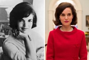 Natalie Portman Jackie Kennedy