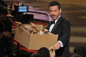 Jimmy Kimmel 2016 Emmys