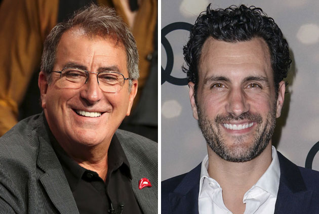 Kenny Ortega James Larosa