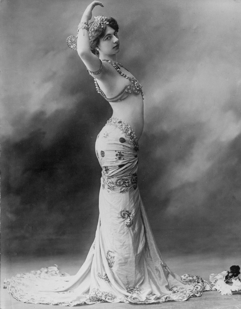 Mata Hari, Margaretha Geertruida Zelle