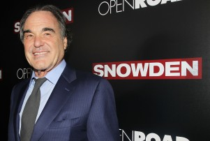 Mandatory Credit: Photo by Dave Allocca/Starpix/REX/Shutterstock (5896973am) Oliver Stone Openroad Presents the New York Premiere of 'SNOWDEN', USA - 13 Sep 2016
