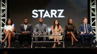 Starz 'Power' Panel at the TCA Summer Press Tour, Day 5, Los Angeles, USA - 01 Aug 2016