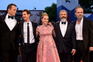 'Hacksaw Ridge' premiere, 73rd Venice Film Festival, Italy - 04 Sep 2016