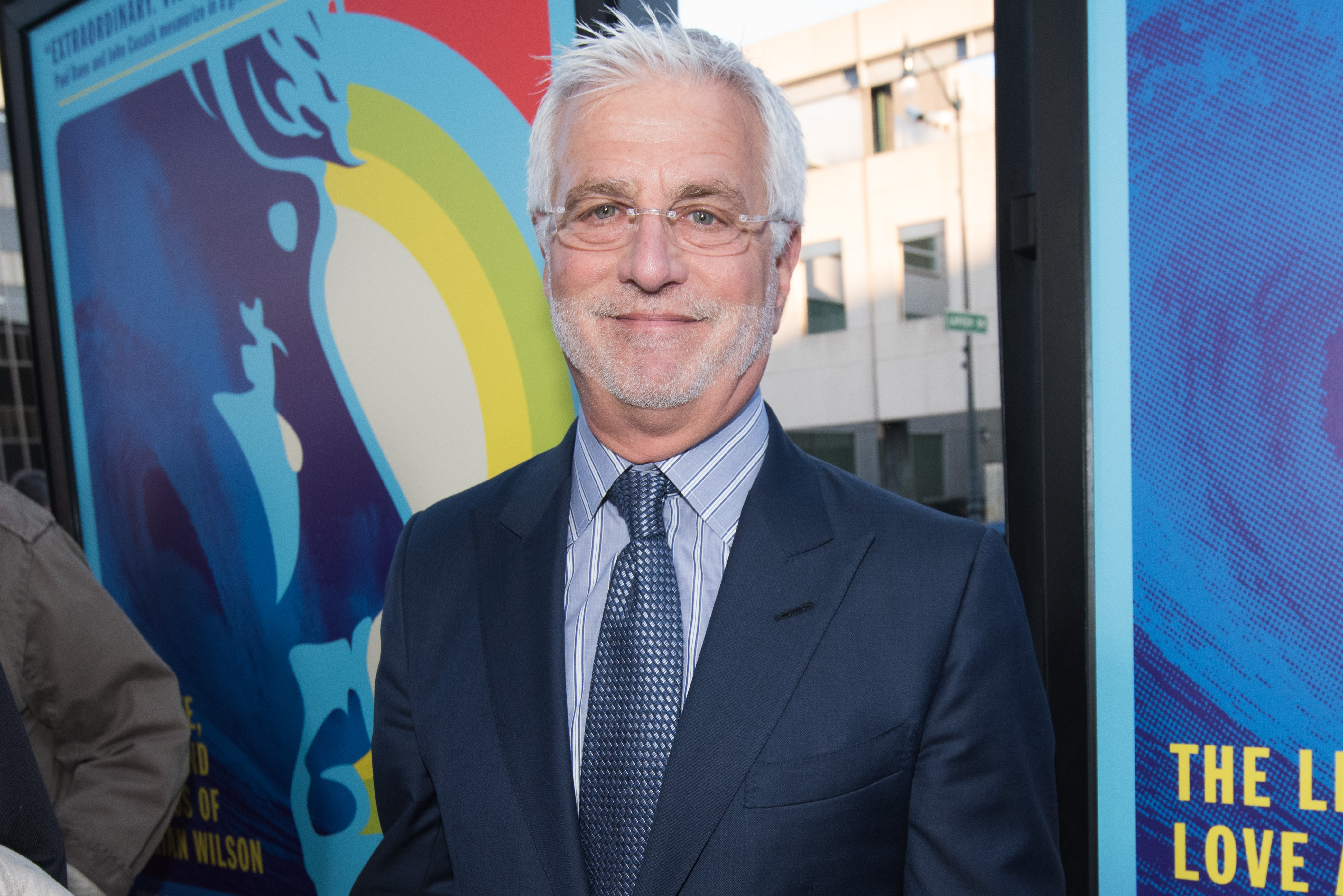 Co-Chairman of Lionsgate Motion Picture Group, Rob Friedman