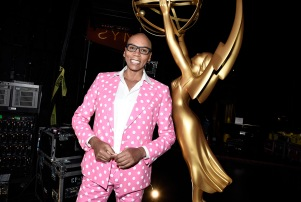 EXCLUSIVE - RuPaul Charles attends night two of the Television Academy's 2016 Creative Arts Emmy Awards at the Microsoft Theater on Sunday, Sept. 11, 2016 in Los Angeles. (Photo by Dan Steinberg/Invision for the Television Academy/AP Images)