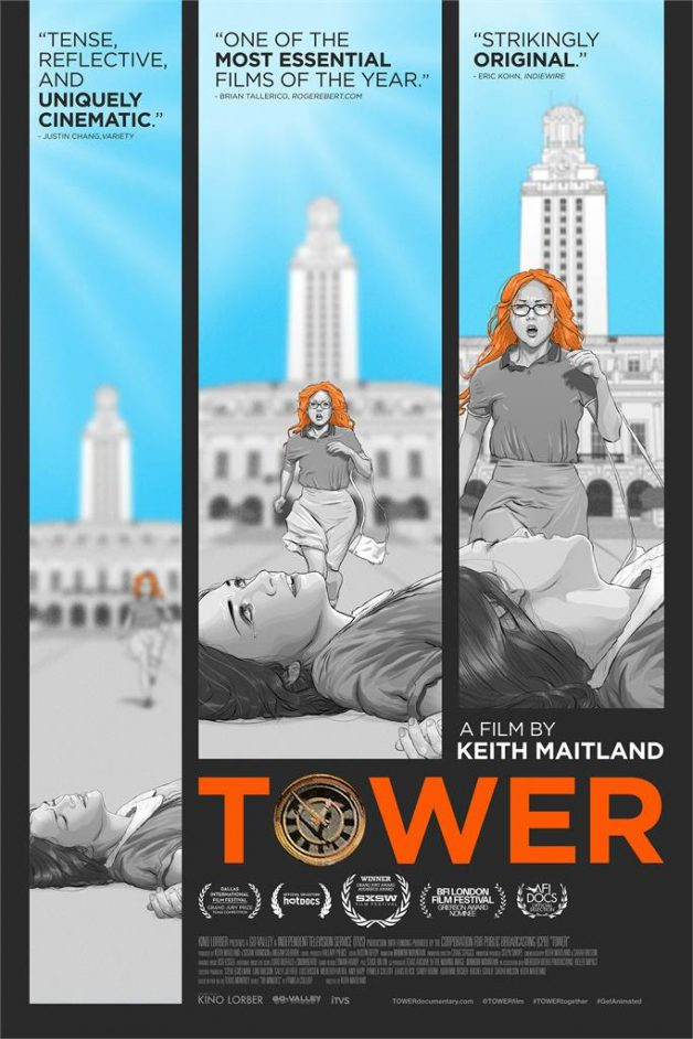 Tower official poster