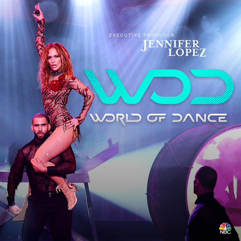 World of Dance Jennifer Lopez