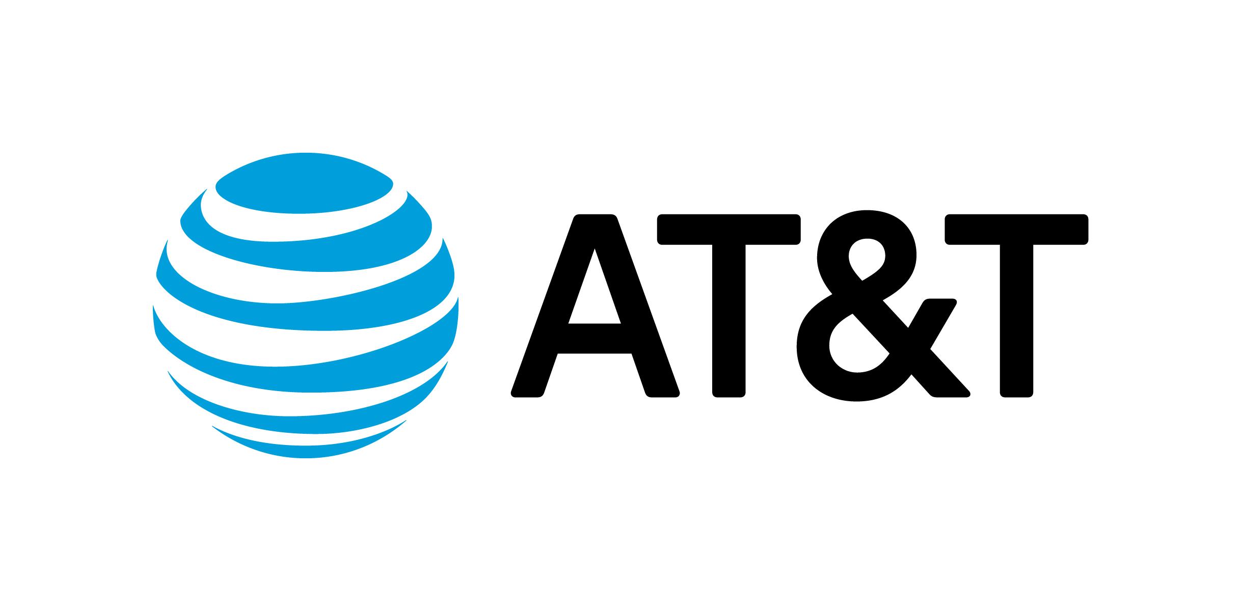 AT&T Logo Horizontal