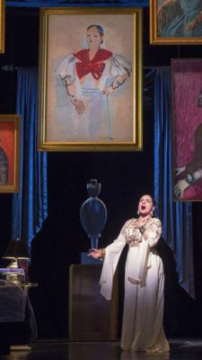 Patti LuPone in 'War Paint' at Chicago's Goodman Theatre.
