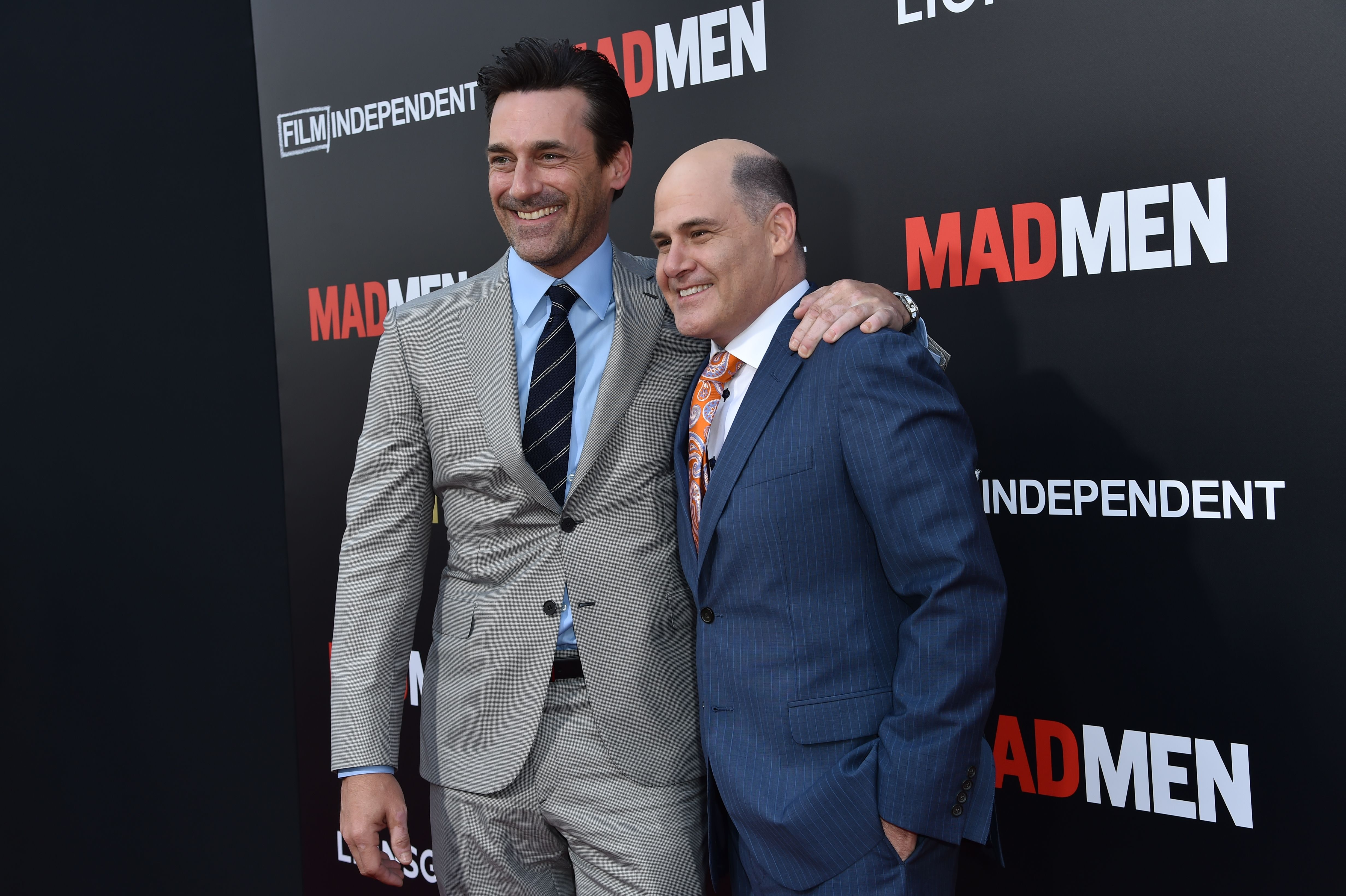 'Mad Men: Live Read and Series Finale' TV Series, Los Angeles, America - 17 May 2015