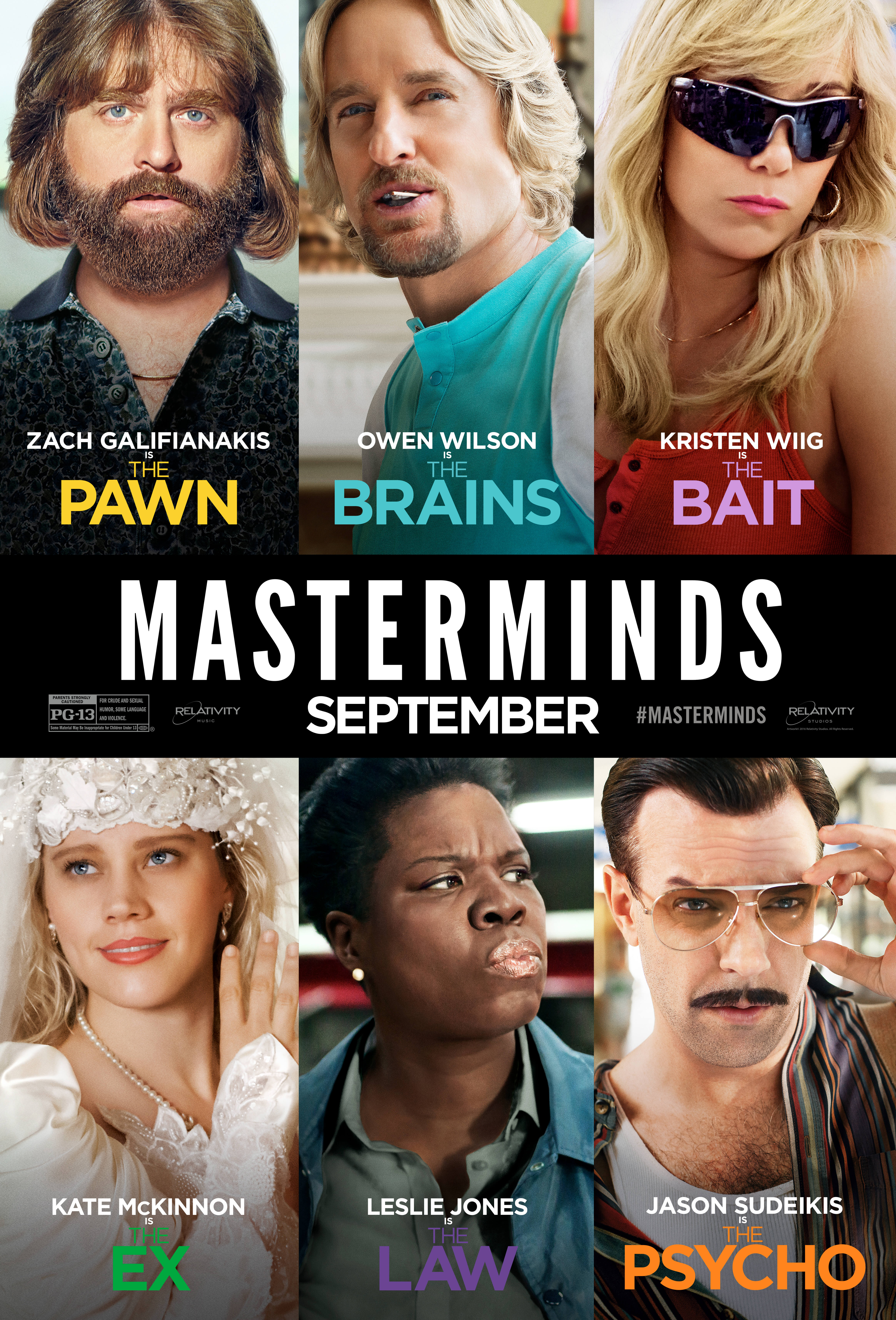 Masterminds_Poster