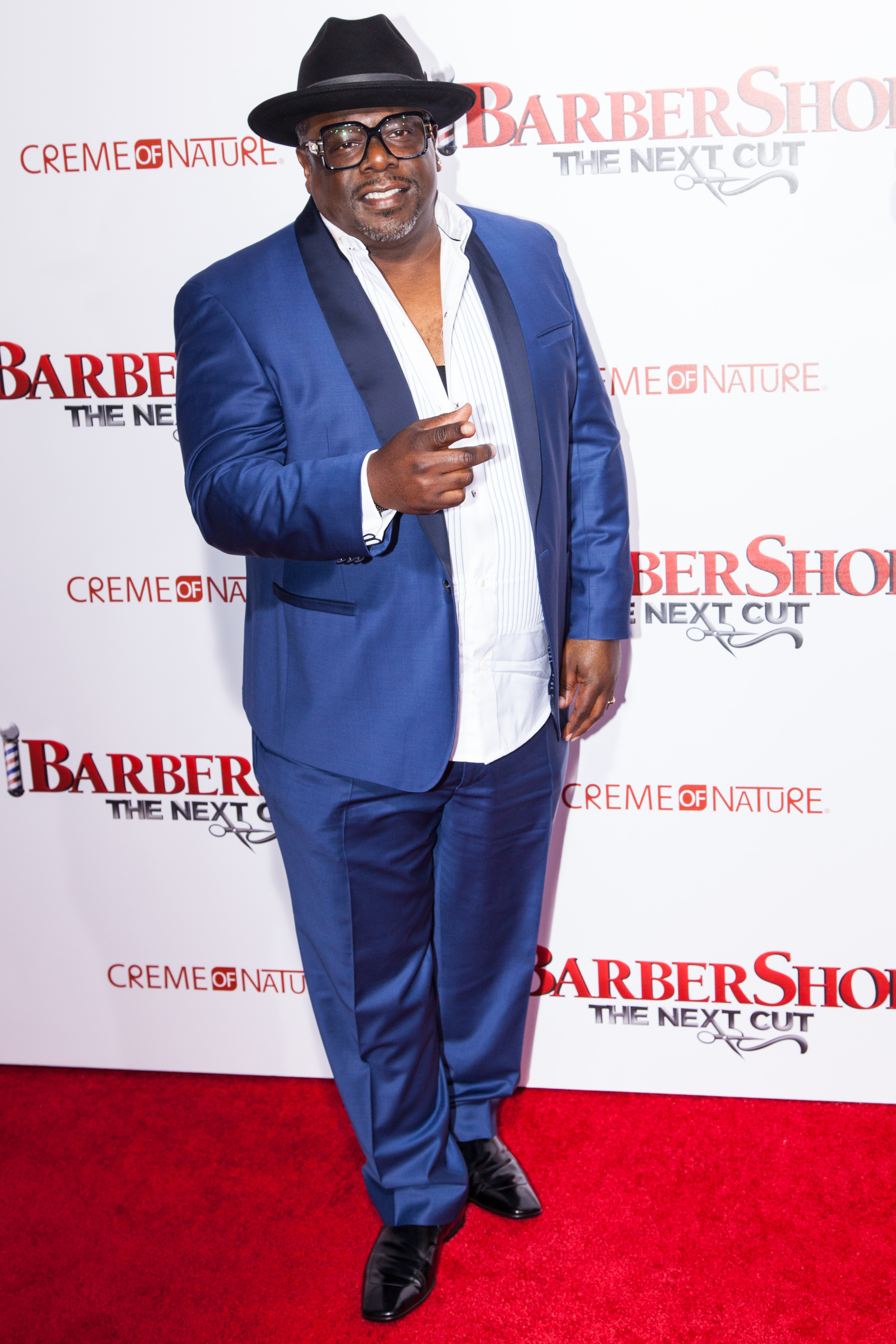 Barbershop 2 The Next Cut Los Angeles Premiere, Los Angeles, USA - 06 Apr 2016