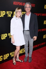 'Keeping Up with the Joneses' film premiere, Los Angeles, USA - 08 Oct 2016