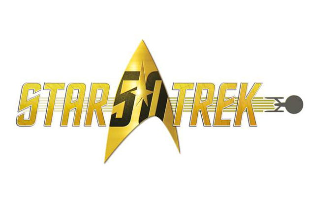 Star Trek 50th logo