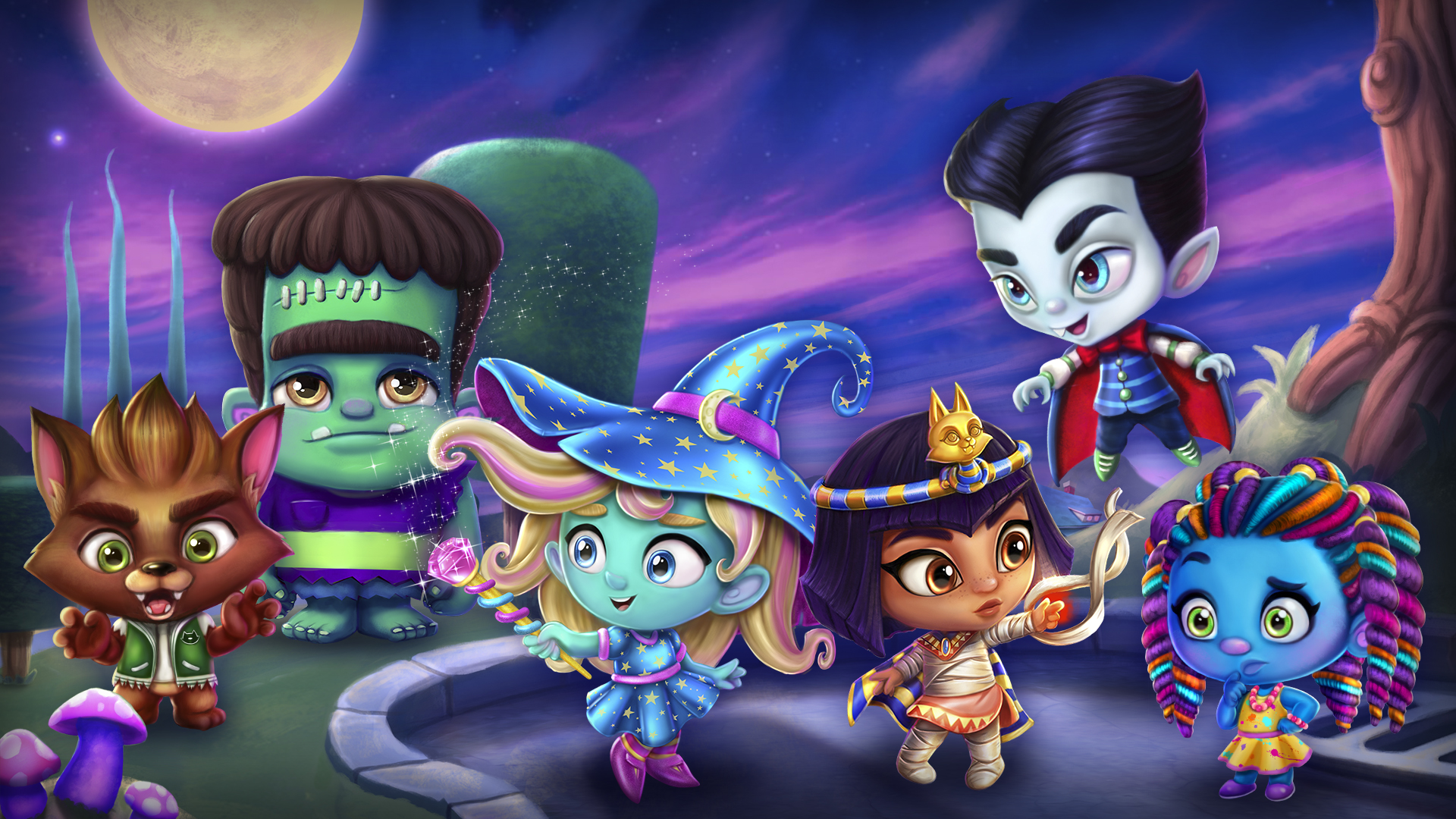 Netflix Adds Six Kids Series Including Super Monsters From Avi Arad Deadline