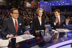 GOP 2016-Fox-Trump, Des Moines, USA