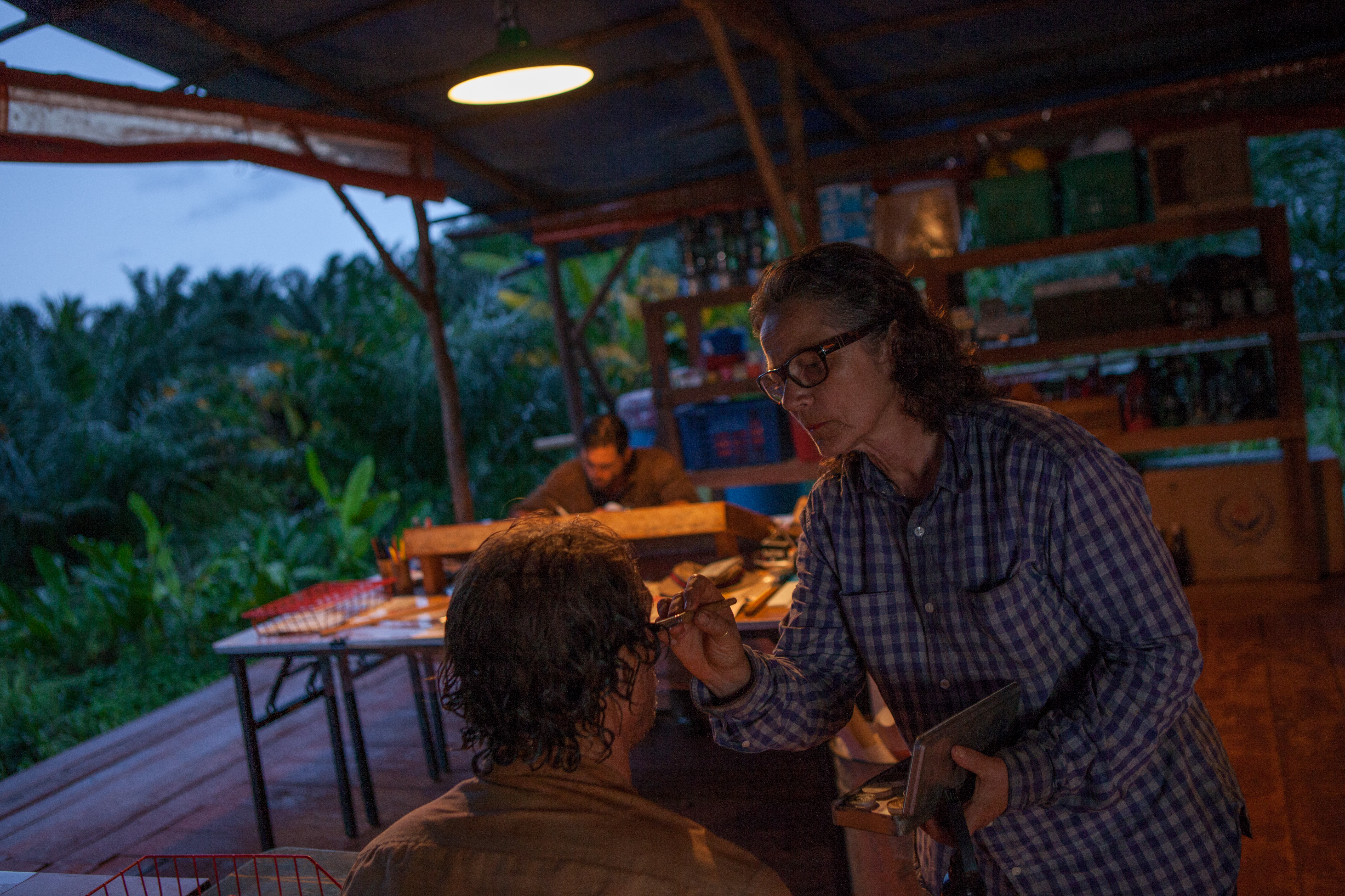 Matthew McConaughey, Felicity Bowring.jpeg