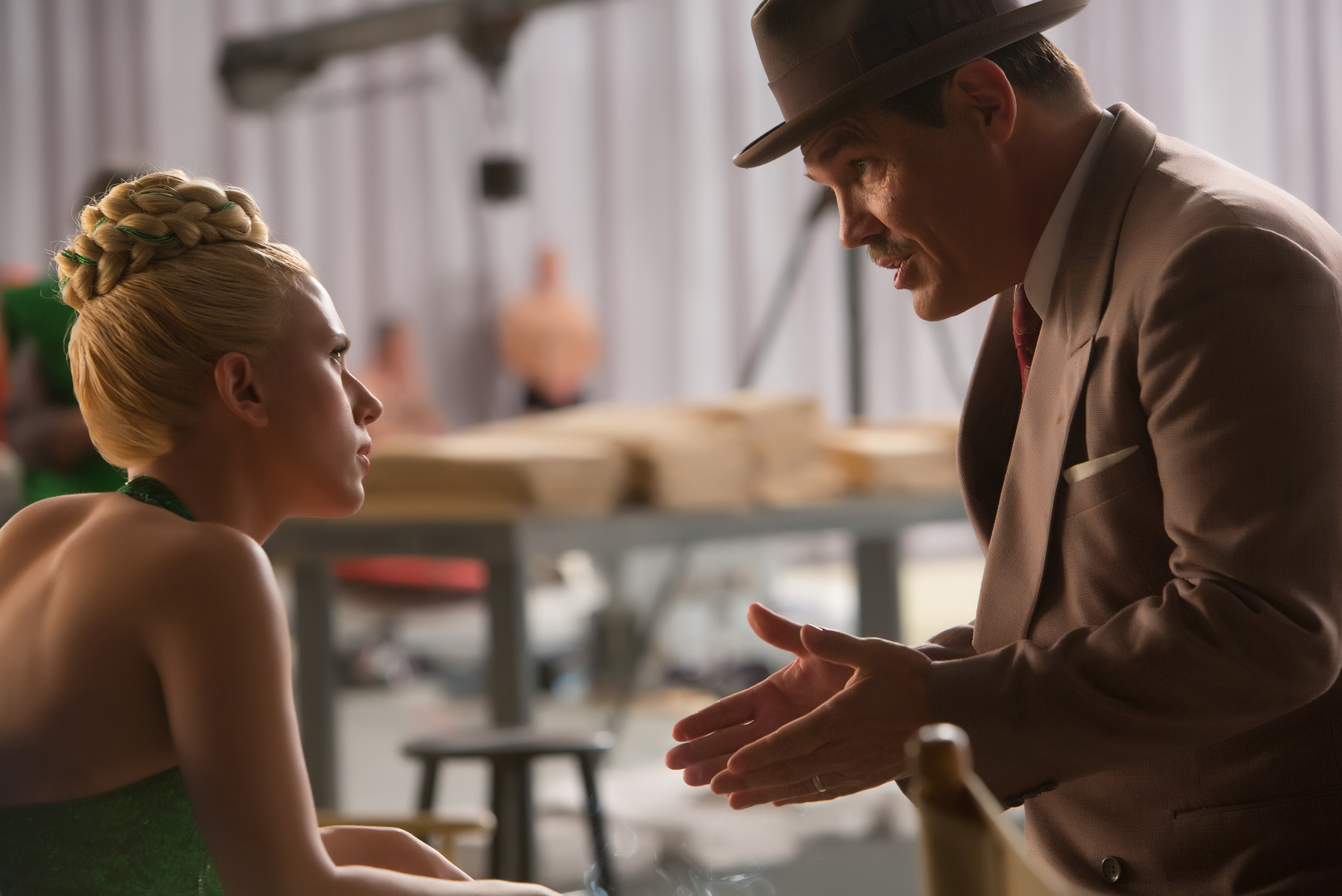 Scarlett Johansson, Josh Brolin - Hail, Caesar!.jpeg