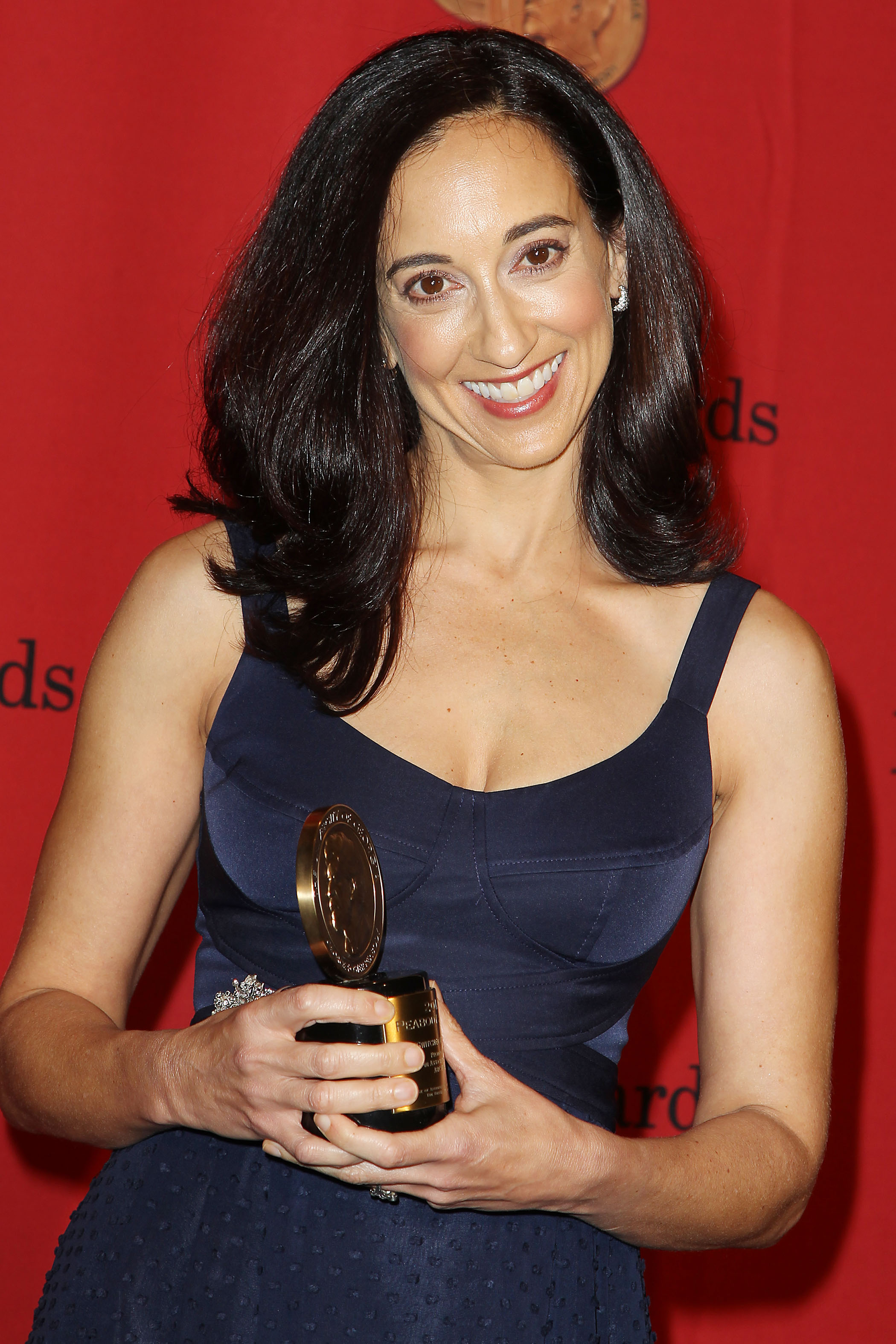 72nd Annual Peabody Awards, New York, America - 20 May 2013