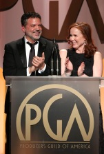 27th Annual Producers Guild Awards, Show, Los Angeles, America - 23 Jan 2016