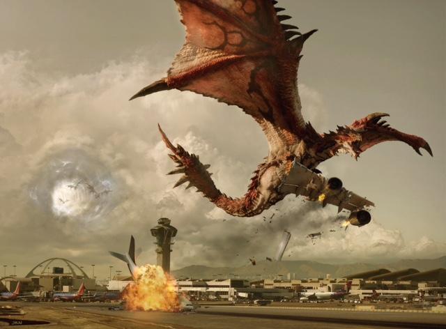 Resident Evil Filmmakers Set Monster Hunter As Next Franchise Q A Deadline