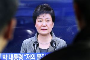 South Korea Politics, Seoul, South Korea - 29 Nov 2016