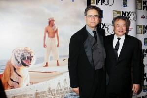 'Life of Pi' film premiere at the 50th Annual New York Film Festival, America - 28 Sep 2012