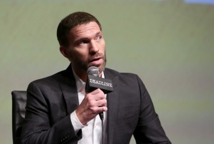 Mandatory Credit: Photo by Buchan/DDH/REX/Shutterstock (7141103a) Travis Knight Focus Features panel at The Contenders 2016: Presented by Deadline, Los Angeles, USA - 05 Nov 2016