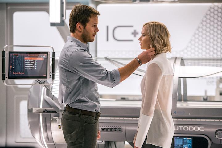 Chris Pratt, Jennifer Lawrence - Passengers.jpeg