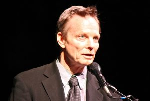 Actor Bill Irwin, at the tribute to Edward Albee.
