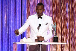 Mandatory Credit: Photo by Buckner/Variety/REX/Shutterstock (8137133at) Mahershala Ali The 23rd Annual Screen Actors Guild Awards, Show, Los Angeles, USA - 29 Jan 2017