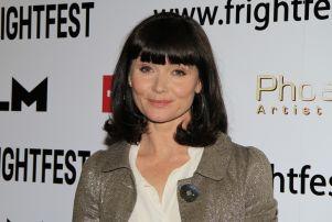 Essie Davis at Frightfest, London, Britain - 23 Aug 2014