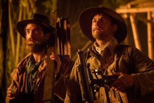 The Lost City of Z trailer Charlie Hunnam