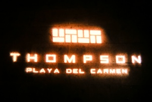 Thompson Playa Del Carmen; Preview & Tori Praver'S Swim Style Showcase, New York, America - 10 Sep 2015