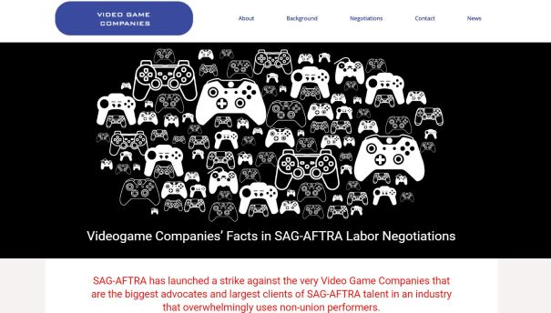 video-game-website