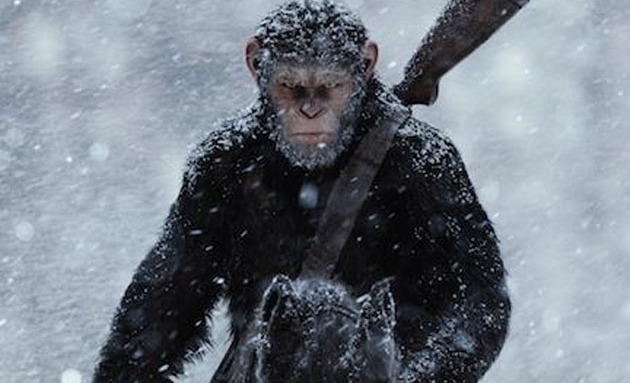 War the Planet of the Apes