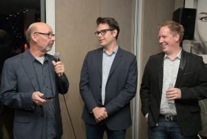 """ZOOTOPIA"" Screenwriters Jared Bush And Phil Johnston Celebration"